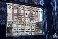 221B Baker Street (andrea.prave) Tags: street uk england london baker watson londres doyle sherlockholmes bakerstreet holmes londra sherlock inghilterra 221b sirarthurconandoyle  visitlondon    johnwatson londonpass