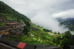 Miao village in Guizhou (cobalex) Tags: china village sony southeast guizhou miao ethnic     nex7  jiaweng