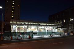 Dufferin Station Modernization (drum118) Tags: ttc urbantoronto nighttimephoto transitttc dufferinstationmodernization