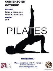 """¡Recordar que también tenemos Pilates! • <a style=""""font-size:0.8em;"""" href=""""http://www.flickr.com/photos/41424175@N07/15346309091/"""" target=""""_blank"""">View on Flickr</a>"""