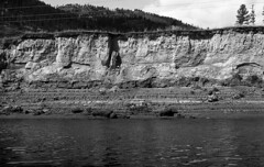 Thompson River Series-Silt Banks (Bernie Vander Wal) Tags: d76 nikonfe ilforddelta100