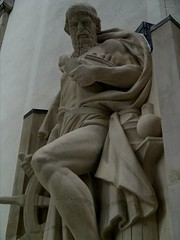 Navigation (jacquemart) Tags: statue stone nude navigation cityoflondon leadenhall thecityoflondon