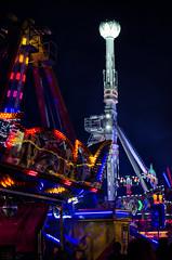 Hull Fair 7 (Tim Glidden) Tags: night nightscape fairground yorkshire fair hull funfair eastyorkshire hullfair nikond5100