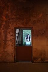 at door (*Ολύμπιος*) Tags: door abandoned hospital sãopaulo porta abandonado abbandonato abandonnés abandonat abandonatu abbandunati hospitalumbertoprimo exposiçãofeitoporbrasileiros