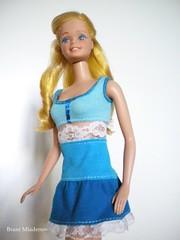 My First Barbie (Brani's fashion dolls) Tags: barbie first my 80ssuperstarbarbie