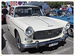 Peugeot 404 (v8dub) Tags: auto old classic car french automobile automotive voiture oldtimer 404 oldcar peugeot collector wagen pkw klassik worldcars