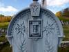 White bronze detail (Kathleen Mavourneen) Tags: graveyard vermont headstones ascutney whitebronze