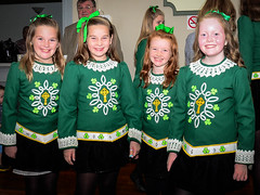 A Quartet of McDade Dancers