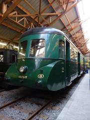 CFV3V Diesel motor unit N 608.05. (Franky De Witte - Ferroequinologist) Tags: de eisenbahn railway estrada chemin fer spoorwegen ferrocarril ferro ferrovia