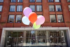 DSC00949 (Scrooge0) Tags: new york nyc balloons university graduation nyu stern 2014