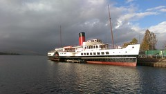 IMAG0166 (david-gilmour) Tags: heritage scotland restoration balloch paddlesteamer maidoftheloch