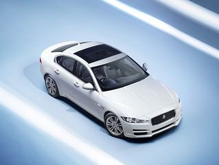 The New Jaguar XE | The Sports Saloon Redefined