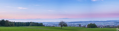 Good Morning Bodensee (WJabroad) Tags: panorama lake sunrise nikon bodensee sonnenaufgang constance d800e