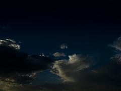 CRW_1311 (sir_mac_alot66) Tags: blue sunset sky black clouds fotografie himmel cielo fotografia fotografa   fotograph fotoraflk
