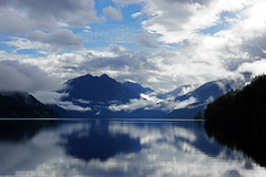20140926_16a (mckenn39) Tags: lake mountains nature water nationalpark pacificnorthwest wa olympicnationalpark