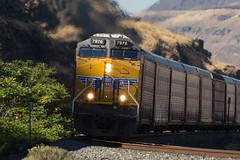 Roaring out from the shaddows (dkuttel) Tags: oregon biggs columbiarivergorge biggsjunction 100400lis canon5dmkiii