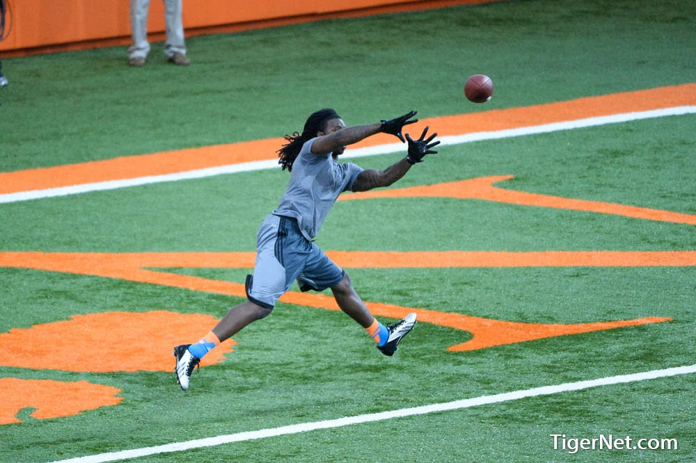 Clemson Photos: 2014, Football, practice, proday, Sammy  Watkins