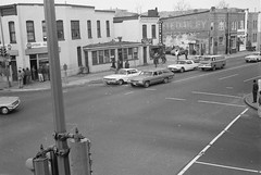 MLK Jr. Assassination, 9th & Florida NW: 1968 #6 (washington_area_spark) Tags: street black history studio fire photo washington riot nw king martin image florida d african c protest jr rage american april rebellion 1968 avenue 9th 7th arson luther assassination looting scurlock