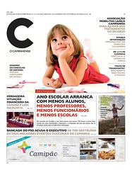 capa jornal c - 3 Out 2014