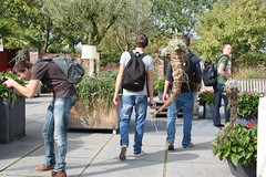 "Excursie Materialisatie 1e jaar • <a style=""font-size:0.8em;"" href=""http://www.flickr.com/photos/99047638@N03/15418380662/"" target=""_blank"">View on Flickr</a>"