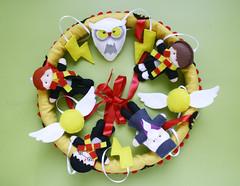Móbile Harry Potter (Meia Tigela flickr) Tags: baby handmade artesanato artesanal harry potter harrypotter craft felt bebê manual feltro decor decoração berço móbile feitoamão