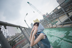 HCW_2927 (MO. PHOTO) Tags: portrait 50mm nikon kaohsiung 20mm 高雄 d800 f14g 中都 中都濕地 十元 nikond800 中都溼地 f18g