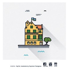 Penha building - Monuments of Curaçao #raytor #raymiron #torregrosa #penha #curacao #willemstad (RayTor1) Tags: building media curacao monuments vector willemstad penha torregrosa korsow raytor raymiron raytormedia