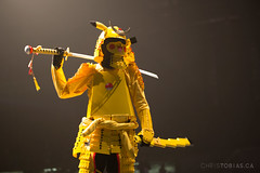 Pikachu Samurai - Edmonton Expo 2014