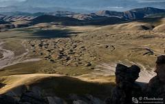 Le forme di Campo Imperatore (EmozionInUnClick - l'Avventuriero's photos) Tags: panorama gransasso campoimperatore doline