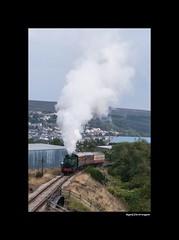 AB 1931 & Sir Thomas Royden (martin289) Tags: heritage southwales industrial weekend event railways gala andrewbarclay pontypoolandblaenavonrailway industriallocomotives martin289 griffinimages rheilforddpontypwlablaenafon