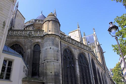 Thumbnail from Church of Saint-Merri