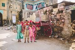 Jaipur (KIDKUTSMEDIA) Tags: india rot indien jaipur rajasthan
