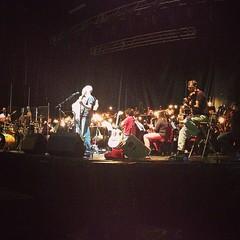 Soria. Primer concierto con bandas