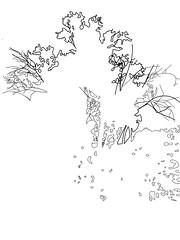 2014.07.20 Tree Tracings (Julia L. Kay) Tags: sanfrancisco woman art mobile female digital sketch san francisco artist arte julia kunst kay daily dessin peinture 365 everyday dibujo touchscreen artista mda fingerpaint artiste knstler iart ipad isketch mobileart idraw fingerpainter juliakay julialkay iamda mobiledigitalart fingerpainterouchdigitalmdaiamdamobile
