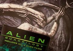 scary movies 01 oct 14 (Shaun the grime lover) Tags: film movie alien aliens giger hrgiger necronomicon quadrilogy necronom