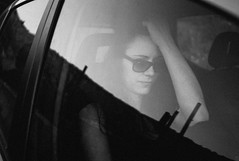 passenger (gorbot.) Tags: portrait blackandwhite bw sicily roberta sicilia lightroom rangefindercamera mmount leicam8 voigtlander28mmultronf19 vscofilm