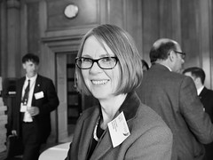 Professor Sharon Collard (The Open University (OU)) Tags: ireland dublin ian study staff ou northernireland learn stormont roddis theopenuniversityinireland professorsharoncollard