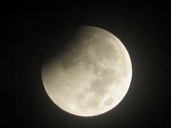lunar eclipse oct. 8 2014 (moxielady64) Tags: moon eclipse bloodmoon totallunareclipse