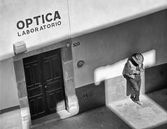 Mexica Optico (Timothy Neesam (GumshoePhotos)) Tags: blackandwhite bw mexico optical zacatecas optico