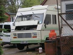 1989 Fiat Ducato (GoldScotland71) Tags: fiat 1989 van 1980s camper motorhome ducato caravanette f495lmv