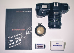 Back in Time (ViSuPhoto) Tags: camera clock film photography book back time traditional days 400 lucida