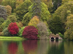 Colour Popping at Stourhead - HTMT - Explore  #381 (13/10/