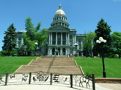 "Front of Colorado State Capitol Building • <a style=""font-size:0.8em;"" href=""http://www.flickr.com/photos/34843984@N07/15544335295/"" target=""_blank"">View on Flickr</a>"
