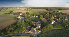 Holthausen_Panorama20141014 (Peter L.98) Tags: kite canon pano delta kap dortmund drachen s110
