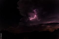 (George Amaro) Tags: brazil nature brasil raios landscapes lightning traveling paisagens