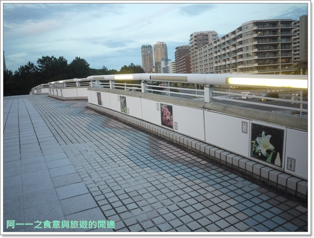 日本千葉景點東京自助旅遊幕張海濱公園富士山image043