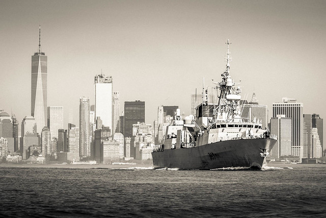 HMCS FREDERICTON SUPPLIED IMAGES