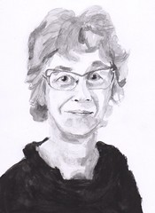 Lydia Pieplu for JKPP (jimblodget) Tags: jkpp sketch portrait juliakaysportraitparty faces people pencil graphite