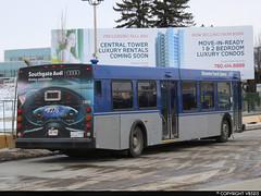 Edmonton Transit System #4275 (vb5215's Transportation Gallery) Tags: ets edmonton transit system 2001 new flyer d40lf