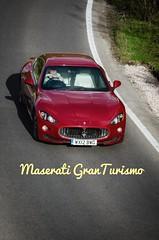 Maserati Granturismo (Stephen Reed) Tags: maseratigranturismo sportscar england italy red d7000 nikon lightroomcc photoshopcc fast